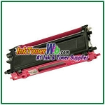 Brother TN115M High Yield Compatible Magenta Toner Cartridge