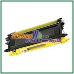 Brother TN210Y Compatible Yellow Toner Cartridge
