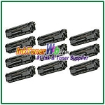 Canon 104 (FX-9/FX-10) Compatible Toner Cartridges - 10 Piece