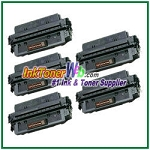 Canon L50 Compatible Toner Cartridges - 5 Piece