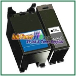Dell Series 22 Compatible ink Cartridges - 2 Piece Combo
