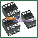 Dell Series 31 Compatible ink Cartridges - 10 Piece Combo