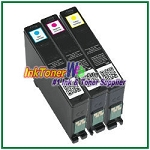 Dell Series 31 Compatible ink Cartridges - 3 Piece Combo
