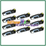 Dell 1700/1710 High Yield Compatible Toner Cartridge - 10 Piece