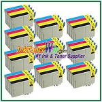 Epson 124 T124120-T124420 Compatible ink Cartridges - 40 Piece Combo