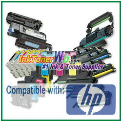 HP LaserJet series Toner Cartridge HP LaserJet series printer