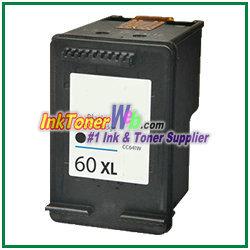 HP 60XL Black Ink Cartridge HP 60XL printer