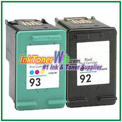 HP 92 93 Ink Cartridges HP  92 93 printer