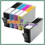 HP 564XL CN684WN-CN687WN  (NEW VERSION) Compatible ink Cartridges - 5 Piece Combo