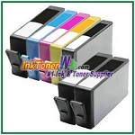 HP 564XL CN684WN-CN687WN CR277WN  (NEW VERSION) Compatible ink Cartridges - 7 Piece Combo