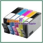 HP 564XL CN684WN-CN687WN CR277WN  (NEW VERSION) Compatible ink Cartridges - 5 Piece Combo