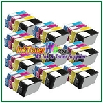 HP 920XL CD975AN CD972AN-CD974AN Compatible ink Cartridges - 40 Piece Combo