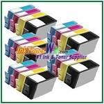 HP 920XL CD975AN CD972AN-CD974AN Compatible ink Cartridges - 20 Piece Combo