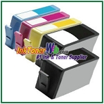 HP 920XL CD975AN CD972AN-CD974AN Compatible ink Cartridges - 5 Piece Combo