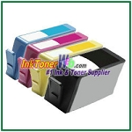HP 920XL CD975AN CD972AN-CD974AN  Compatible ink Cartridges - 4 Piece Combo