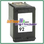 HP 92 C9362WN Compatible Black ink Cartridge