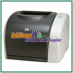HP 2550 Toner Cartridge HP 2550 printer