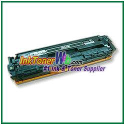 HP 125A Black Toner Cartridge HP 125A printer