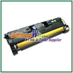 HP Q3962A Yellow Toner Cartridge HP Q3962A printer