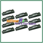 HP 12A Q2612A Compatible Toner Cartridge - 10 Piece