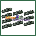 HP 12X Q2612X High Yield Compatible Toner Cartridges - 10 Piece