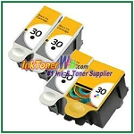 Kodak 30 Compatible ink Cartridges - 4 Piece Combo