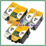 Kodak 30 Compatible ink Cartridges - 6 Piece Combo