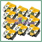 Kodak 30 Compatible ink Cartridges - 20 Piece Combo