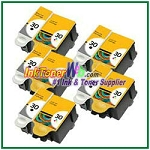 Kodak 30 Compatible ink Cartridges - 10 Piece Combo
