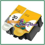 Kodak 30 Compatible ink Cartridges - 2 Piece Combo