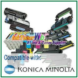 Konica Minolta Part #Color Toner Cartridge Konica Minolta Part #Color printer