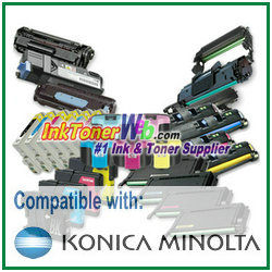Konica Minolta Magicolor series Toner Cartridge Konica Minolta Magicolor series printer