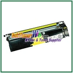 Konica Minolta 1710587-005 High Yield Compatible Yellow Toner Cartridge ( for magicolor 2400/2500 )