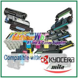 Kyocera Mita FS series Toner Cartridge Kyocera Mita FS series printer