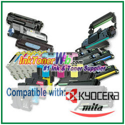 Kyocera Mita KM series Toner Cartridge Kyocera Mita KM series printer