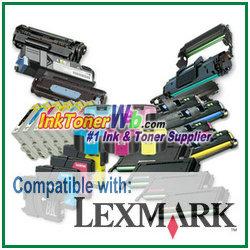 Lexmark T series Toner Cartridge Lexmark T series printer