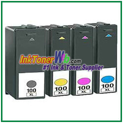 Lexmark 100XL ink Cartridges Lexmark 100XL printer