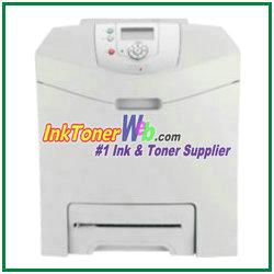Lexmark C522 Toner Cartridge Lexmark C522 printer