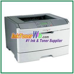 Lexmark E360DN Toner Cartridge Lexmark E360DN printer