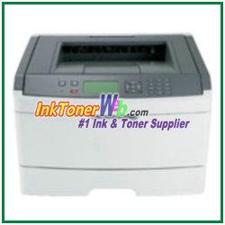Lexmark E460DN Toner Cartridge Lexmark E460DN printer