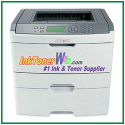 Lexmark E460DTN Toner Cartridge Lexmark E460DTN printer