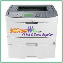 Lexmark E462 Toner Cartridge Lexmark E462 printer