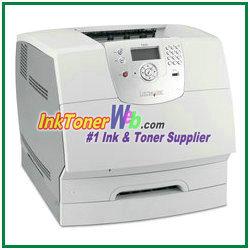 Lexmark T640 Toner Cartridge Lexmark T640 printer