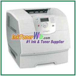 Lexmark T642 Toner Cartridge Lexmark T642 printer