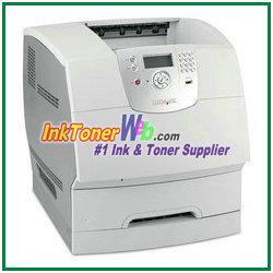 Lexmark T644 Toner Cartridge Lexmark T644 printer