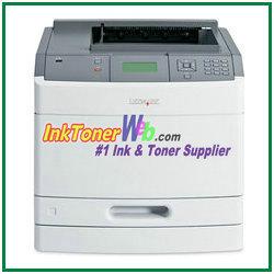 Lexmark T650DN Toner Cartridge Lexmark T650DN printer
