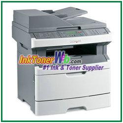 Lexmark X364DW Toner Cartridge Lexmark X364DW printer