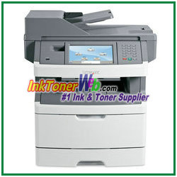 Lexmark X463DE Toner Cartridge Lexmark X463DE printer