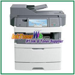 Lexmark X464DE Toner Cartridge Lexmark X464DE printer