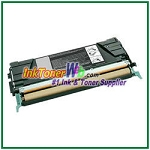 Lexmark C522, C524, C530, C532, C534 Black Compatible Toner Cartridge